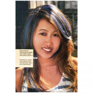Sylvia Chen: National Brand Ambassador for Wella Care & Style